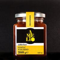 AMELIO-260g-pack-Italian-wildflower-honey-Cum-Gratia